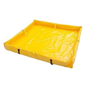 drip trays, mini berms,leak containment