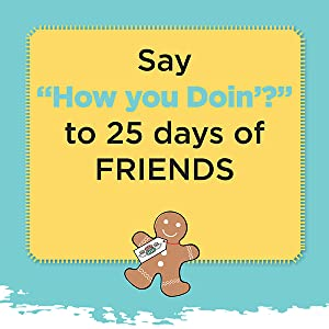 """Say """"How you Doin?"""" to 25 days of FRIENDS"""