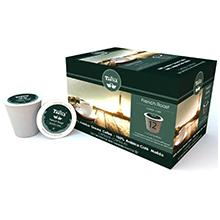 Cafe Tastlé Platinum Espresso Roast Single Serve Coffee, 48 Count (Pack of 4)