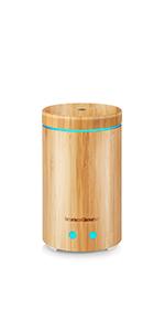 diffuser, bamboo