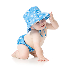 bumkins swim diaper set