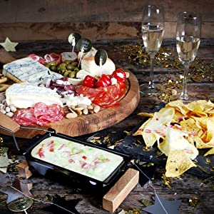 Boska Holland Partyclette Melted Cheese