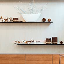 Home Decorative Glass Shelf