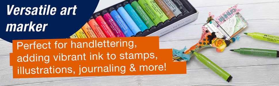 artist markers, art markers, stamping markers, stamp markers, ink markers, india ink marker, copic