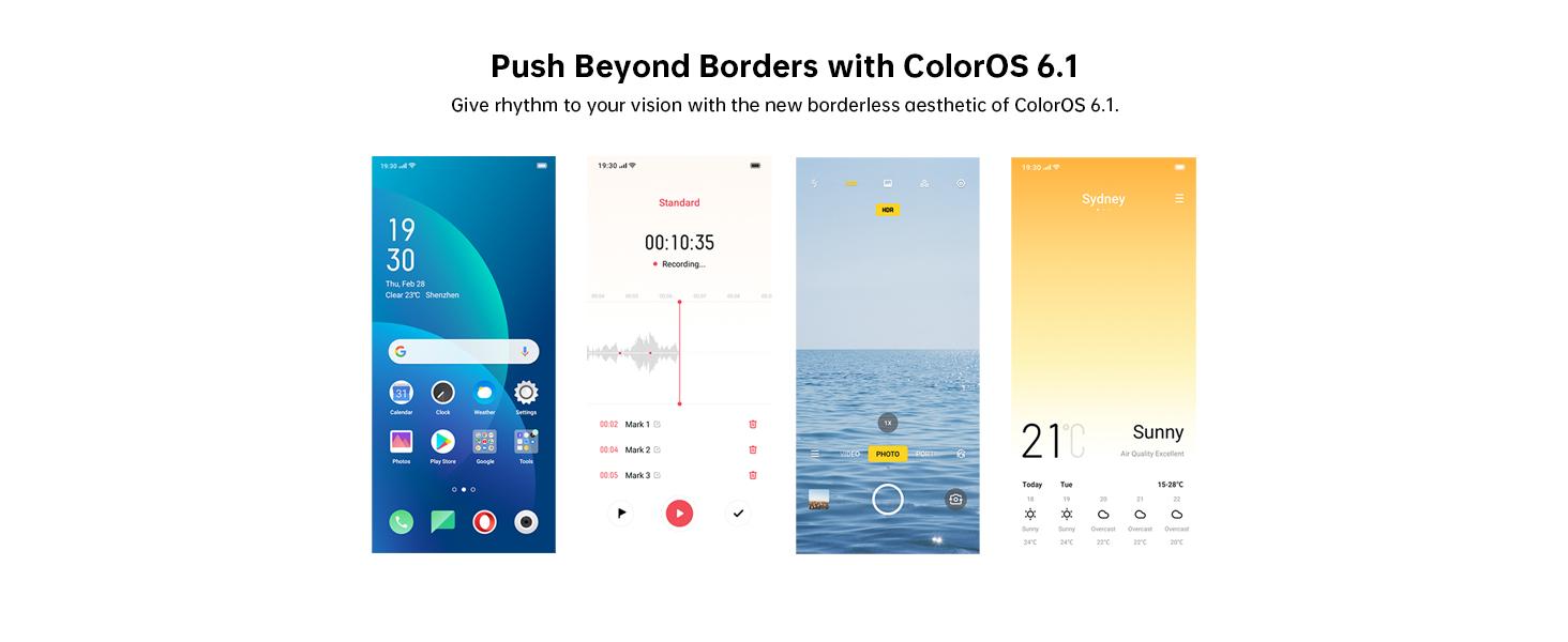 ColorOS 6.1
