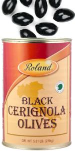 black cerignola olives;black olives whole;whole olives;bella di cerignola;bella di cerignola olives