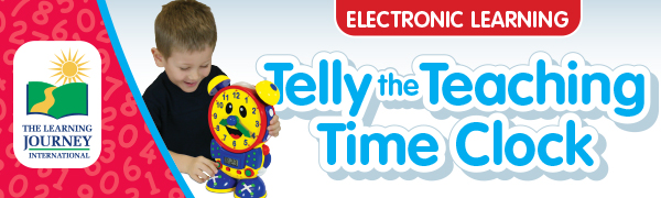 Telly The Teaching Time clock, Teaching Time, Clock, Time, Teaching, for teaching, for learning