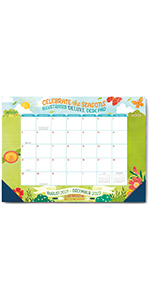 2022 17 month academinc wall calendar High Note