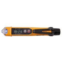 Klein Tools - IR thermometer with user selectable °F / °C from -20 to 482°F (-30 to 250°C)