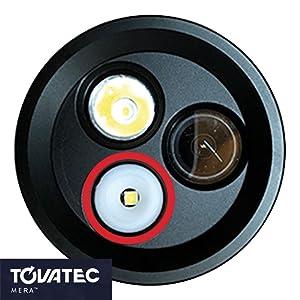 Amazon.com: Tovatec Mera - Lámpara de techo (1000 lúmenes ...