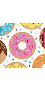 Donut Napins