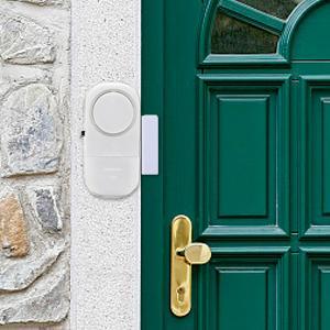 Amazon.com: Alarma antirrobo inalámbrica para puerta de casa ...