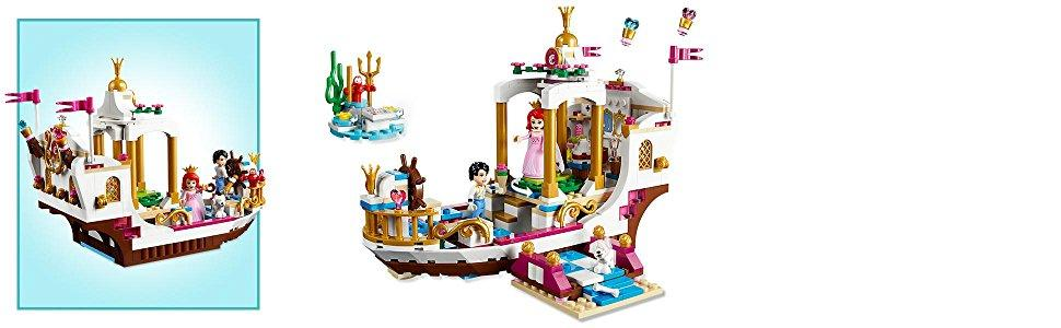 LEGO 41153 Disney Princess Ariel Royal Celebration Boat Toy ab8962c4c62