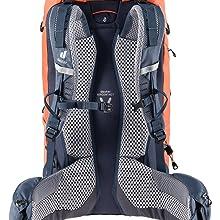 Rückensystem; Kontaktrücken; Aircontact; Deuter; Backpack; Rucksack
