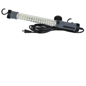 ProLite Electronix LED Trouble Light with 15 Ft Power Cord KSM3015-1 Each