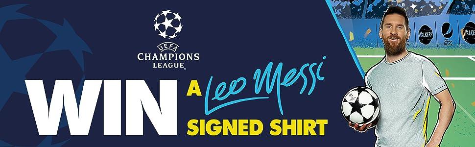 Messi, UEFA Champions League, UCL