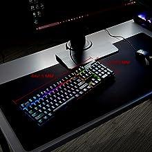 Teclado teclado mecánico para videojuegos; teclado mecánico rgb para videojuegos; teclado rgb;