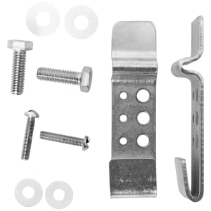 Fencing Clips And Brackets 180987 Chain Link Fence Wire Ties 100 Count 8 1 4 Length For Posts Up To 2 1 2 Buy It Now Wire Tie Wire Fence Chain Link Fence