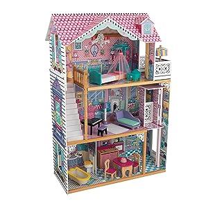 casas de muñecas, casa de muñecas, casa muñecas de madera, casa muñecas 30