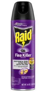 Raid Flea Killer