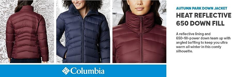 Columbia Women's Autumn Park Down Jacket