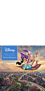 Amazon.com: Disney Dreams Collection Thomas Kinkade ...