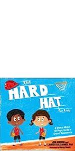 hard hat for kids, jon gordon, jon gordon kids books, jon gordon kids guides