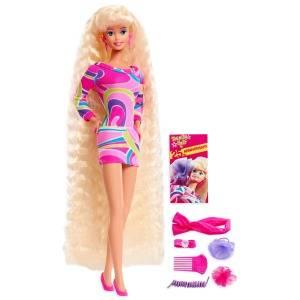 Amazon.es: Barbie Collector, muñeca Mil peinados, 25 aniversario de Barbie (Mattel DWF49): Juguetes y juegos
