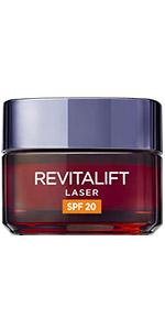 Revitalift Laser Crema Día SPF 20