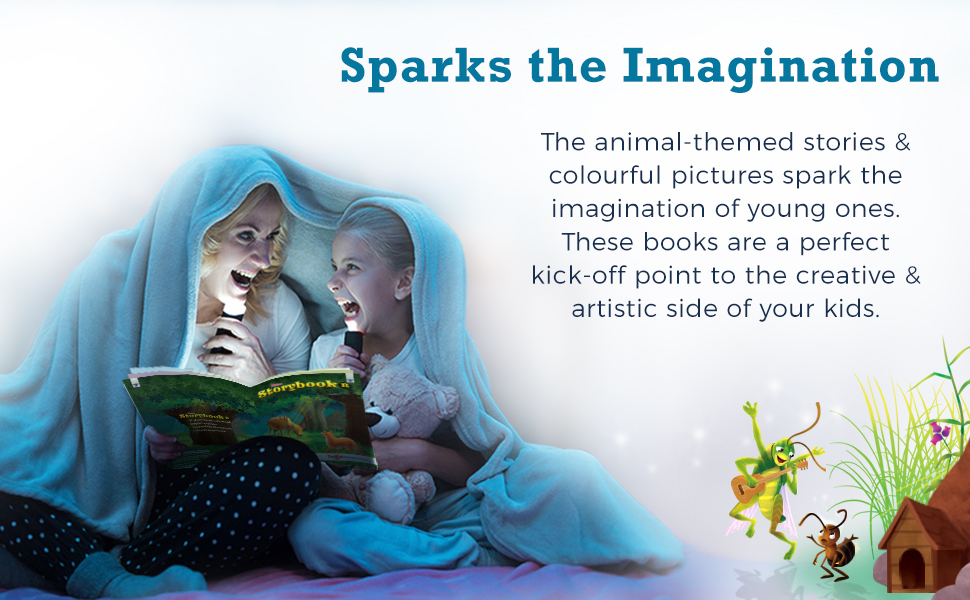 Spark the Imaginations