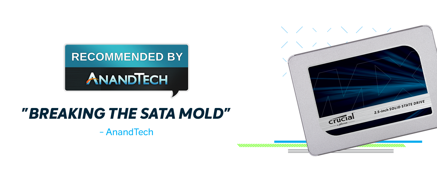 Breaking the SATA mold - AnandTech