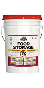 Augason Farms Emergency Survival Food 30 Day