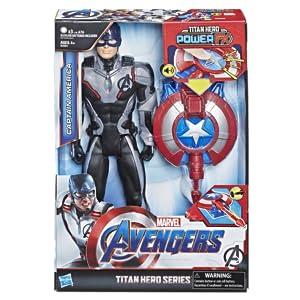 Avengers Titan Hero FX Capitán América (Hasbro E3301105)