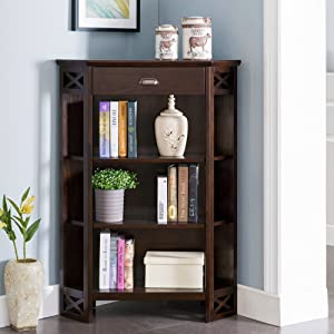 bookcase, bookshelf, wood bookcase, modern bookshelf, modern bookcase, mission bookcase
