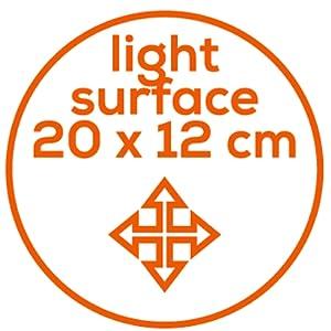 Light Surface Area