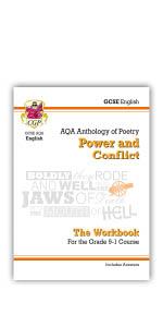 New Grade 9-1 GCSE English Literature AQA Unseen Poetry