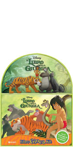 Il libro della giungla. Libro gioca kit. Ediz. illustrata