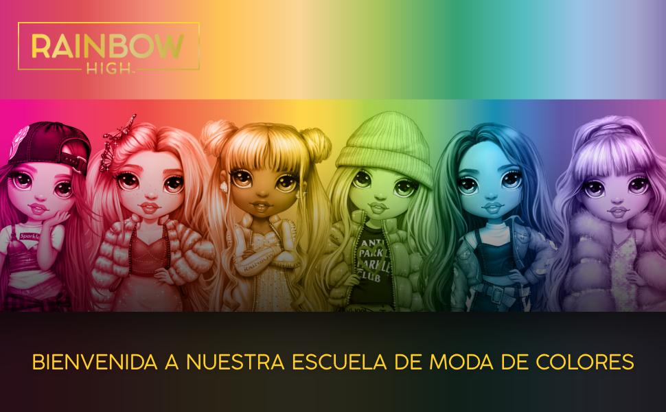 Amazon.es: Rainbow High Muñecas de Moda Coleccionables