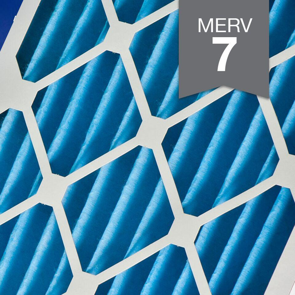 Nordic Pure 14x24x2m7 3 Merv 7 Pleated Ac Furnace Air