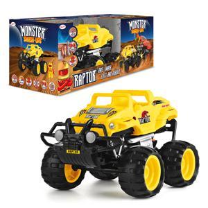 Monster Smash Ups Remote Control Race Rc Truck Raptor Amazon Co