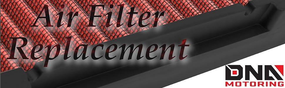 Air Filter Banner