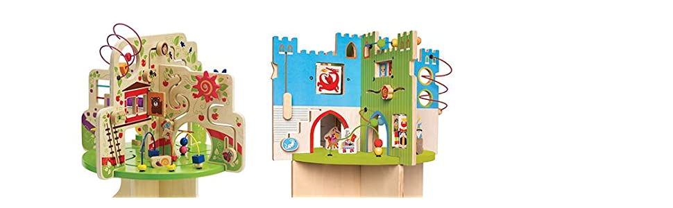 activity toys for 1 year old;baby girl activity center;activity toys;wooden activity center
