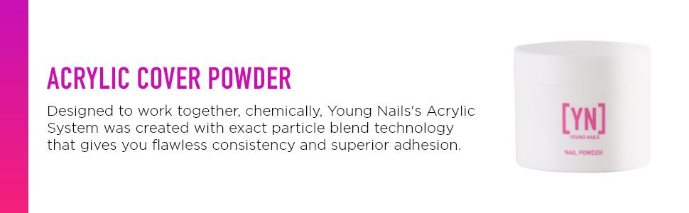 acrylic powder, nail enhancements, adhesion, professional
