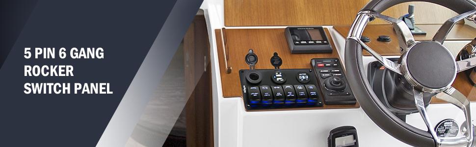 Nilight waterproof switch