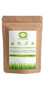 vegan protein, pea protein, rice prtein, vegan, protein, vegan isolate, isolate protein