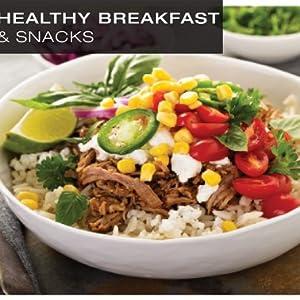 Healthy Breakfast & Snacks
