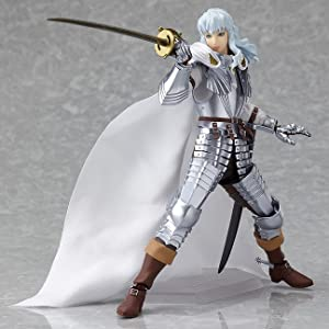 Max Factory Good Smile Berserk Griffith Figma Action Figure USA Seller