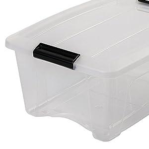 Boîte de rangement New Top Box en plastique