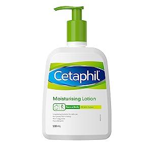 moisturising lotion 500 ml
