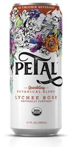Lychee Rose Petal Botanical Water